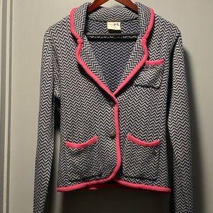 Tommy girl sweater blazer